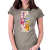 Sweet Melody Womens Fitted T-Shirt