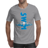 Swim Butterfly Mens T-Shirt