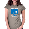 Swim Mom Loud And Proud Sports Athlete Athletic Womens Fitted T-Shirt