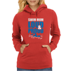 Swim Mom Loud And Proud Sports Athlete Athletic Womens Hoodie