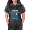 Swim Mom Loud And Proud Sports Athlete Athletic Womens Polo