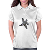 Swiss Air Force F-18 Jet Womens Polo