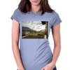 Swiss Landscape Womens Fitted T-Shirt