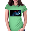 sword Womens Fitted T-Shirt