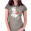 Swords Master Womens Fitted T-Shirt