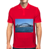 Sydney Harbour Bridge Mens Polo