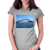 Sydney Harbour Bridge Womens Fitted T-Shirt
