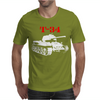 T-34 Soviet Russin World War II Tank Mens T-Shirt