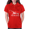 T Rex Hates Push Ups Womens Polo