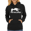 T-Rex Hates Pushups funny Womens Hoodie
