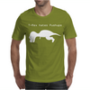 T Rex Hates Pushups Mens T-Shirt