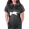 T Rex Hates Pushups Womens Polo