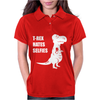 T-Rex Hates Selfies Womens Polo