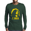 T Rex Marc Bolan Glam Rock Legend Mens Long Sleeve T-Shirt