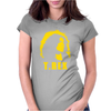 T Rex Marc Bolan Glam Rock Legend Womens Fitted T-Shirt