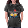 T-SHIRT DONNA I LOVE MINIONS CATTIVISSIMO ME  IDEA REGALO ROAD TO HAPPINESS Womens Polo