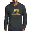 T-shirt girl MINION BANANA CHIQUITA cattivissimo me MAGLIETTA anvil Mens Hoodie