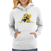 T-shirt girl MINION BANANA CHIQUITA cattivissimo me MAGLIETTA anvil Womens Hoodie
