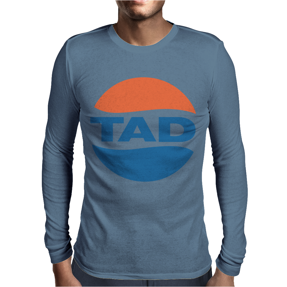 TAD Mens Long Sleeve T-Shirt