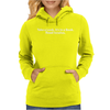 Take a look Womens Hoodie