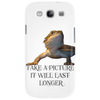 take a picture it will last longer Phone Case