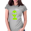 Take Me To Your Leader Alien Womens Fitted T-Shirt