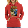 Tales from the Wasteland Womens Hoodie