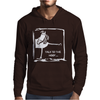 Talk To The Hoof Mens Hoodie