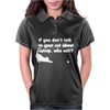 Talk To Your Cat About Cat Nip Womens Polo