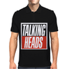 Talking Heads Mens Polo