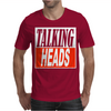 Talking Heads Retro New Wave Music Mens T-Shirt