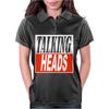 Talking Heads Retro New Wave Music Womens Polo