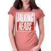 Talking Heads Womens Fitted T-Shirt