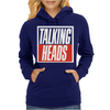 Talking Heads Womens Hoodie