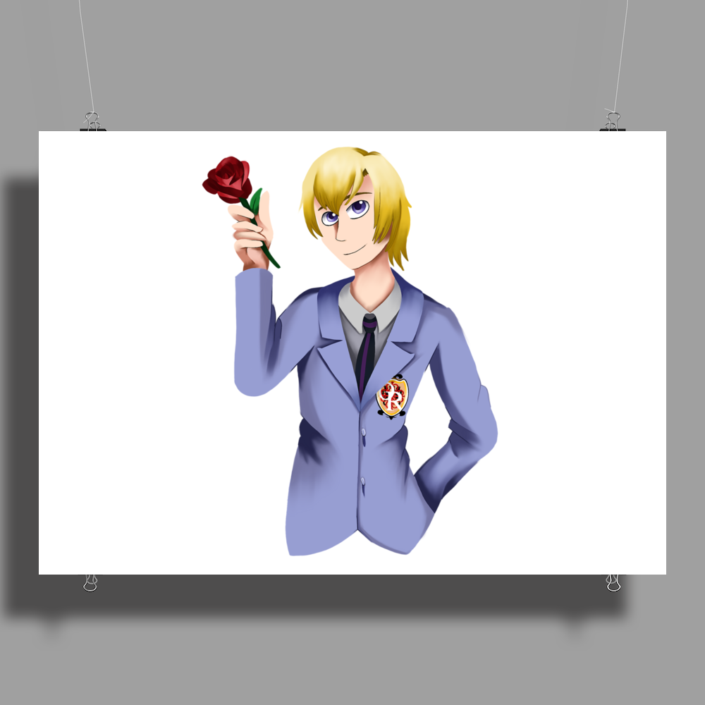 Tamaki - Ouran high school host club Poster Print (Landscape)