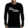Tamla Motown Northern Soul Mens Long Sleeve T-Shirt