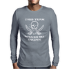 Tampa Bay Buccaneers This Team Makes Me Drink Mens Long Sleeve T-Shirt