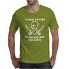 Tampa Bay Buccaneers This Team Makes Me Drink Mens T-Shirt