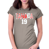 Tanaka 19 Womens Fitted T-Shirt