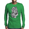 Tangled Mens Long Sleeve T-Shirt