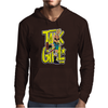 Tank Girl Ideal Birthday Gift Present. Mens Hoodie
