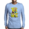Tank Girl Ideal Birthday Gift Present. Mens Long Sleeve T-Shirt