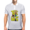 Tank Girl Ideal Birthday Gift Present. Mens Polo