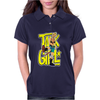 Tank Girl Ideal Birthday Gift Present. Womens Polo