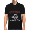 Tankard Alcoholic Metal Mens Polo