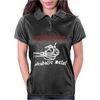 Tankard Alcoholic Metal Womens Polo