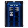 TARDIS - Neon Tablet