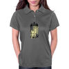 tardis Womens Polo