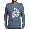 Target Gamer Mens Long Sleeve T-Shirt