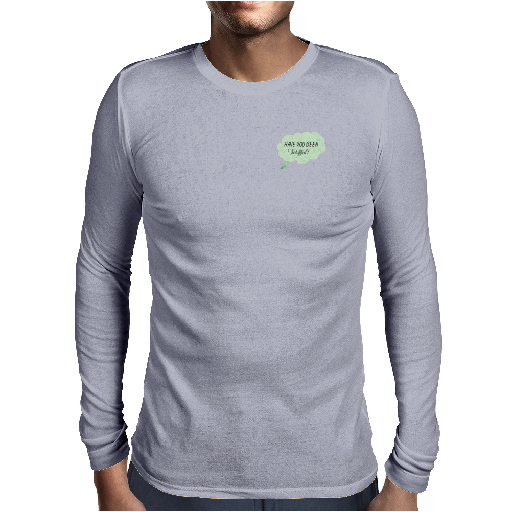 Tartuffified Mens Long Sleeve T-Shirt